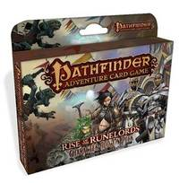 Pathfinder - Rise of the Runelords Character Add On Deck