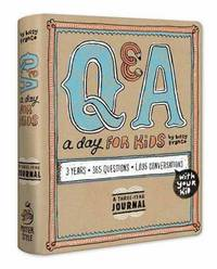 Q&A a Day for Kids: 3 Year Journal