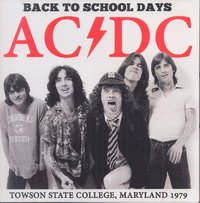 Back To School Days (2LP) by AC/DC