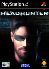 HeadHunter for PlayStation 2