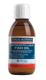 Ethical Nutrients Hi-Strength Fish Oil - Mint (170ml)