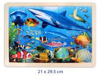 Fun Factory - Jigsaw Puzzle Sealife