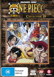 One Piece (Uncut) Collection 39 - (Eps 469 - 480) on DVD