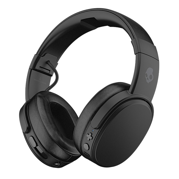 Skullcandy Crusher Wireless Headphone- Black