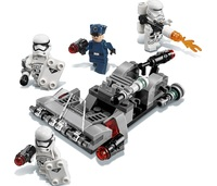LEGO Star Wars: First Order Transport Speeder Battle Pack (75166) image