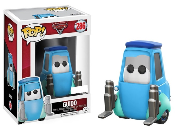 Cars 3 - Guido Pop! Vinyl Figure