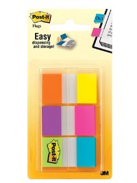 Post-It Flags Combination Pack - Electric Glow (60 Flags)