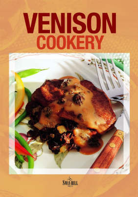 Venison Cookery by Don Oster image