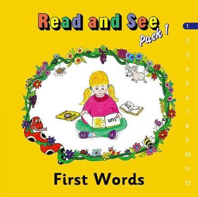 Jolly Phonics Read and See: Pack 1: Basic Words by Susan M. Lloyd