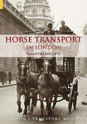 Horse Transport in London by Samantha Ratcliffe image