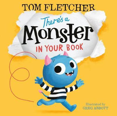 There's a Monster in Your Book by Tom Fletcher image