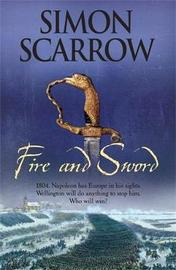 Fire and Sword (Revolution #3) by Simon Scarrow