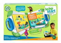 LeapStart - Interactive Learning System (Green)