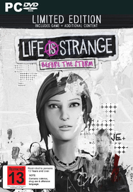Life is Strange: Before the Storm Limited Edition for PC Games