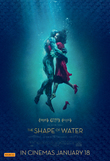 The Shape Of Water on DVD
