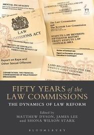 Fifty Years of the Law Commissions