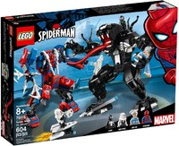 LEGO Super Heroes - Spider Mech vs. Venom (76115)