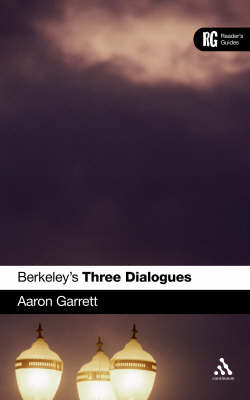 "Berkeley's ""Three Dialogues"" by Aaron Garrett image"
