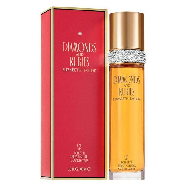 Elizabeth Taylor: Diamonds & Rubies Perfume (EDT, 50ml)