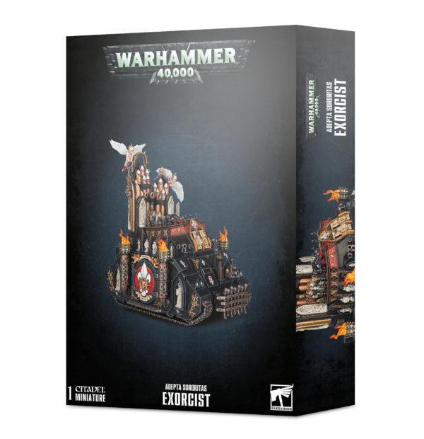 Warhammer 40,000: Adepta Sororitas Exorcist image