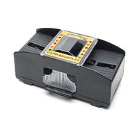Card Shuffler Battery Operated