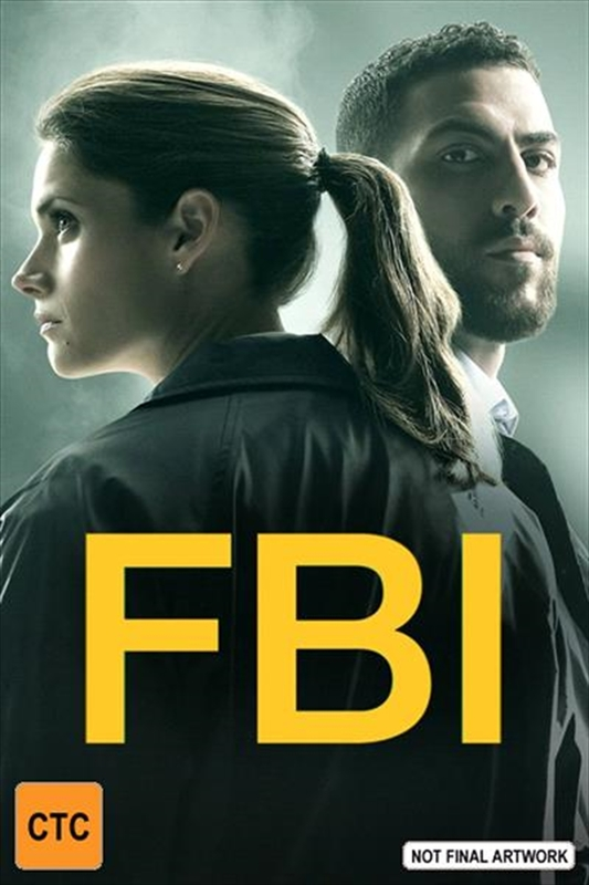 FBI: Season 2 on DVD