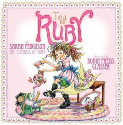 Tea for Ruby by Sarah Ferguson, Duchess of York image