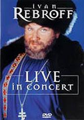 Ivan Rebroff - Live In Concert on DVD