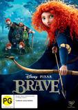 Brave on DVD