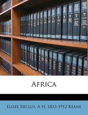 Africa by Elisee Reclus