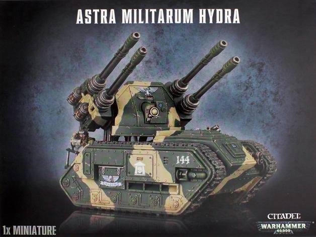 Astra Militarum Hydra/Wyvern