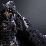 Batman Variant Play Arts Kai: Timeless Wild West (Limited Colour) Action Figure