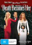 Death Becomes Her on DVD