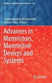 Advances in Memristors, Memristive Devices and Systems image