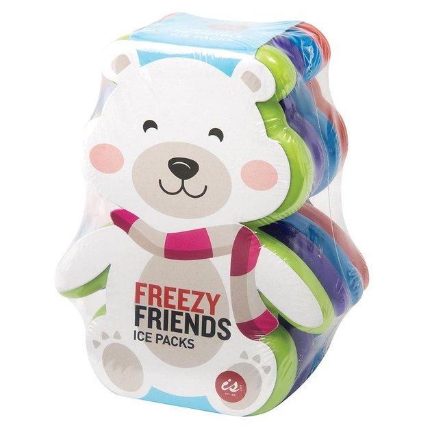 Freezy Friends Ice Packs - Polar Bear