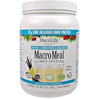 MacroLife Naturals MacroMeal Omni Vanilla (15 servings) image