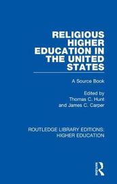 Religious Higher Education in the United States image