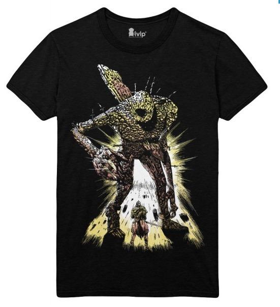 "Dark Souls T-Shirt ""Big Boss"", S"