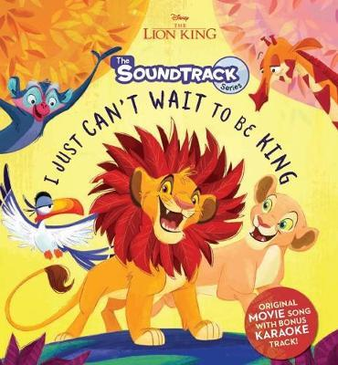 The Lion King: I Just Can't Wait to be King + CD