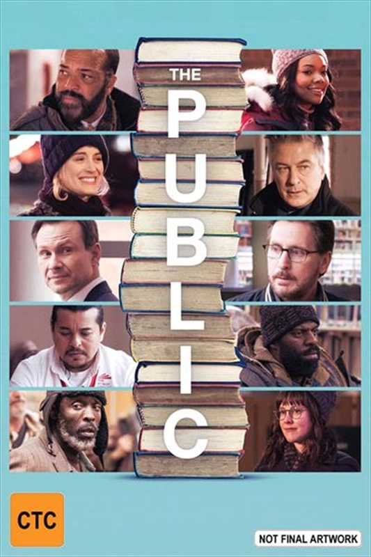 The Public on DVD