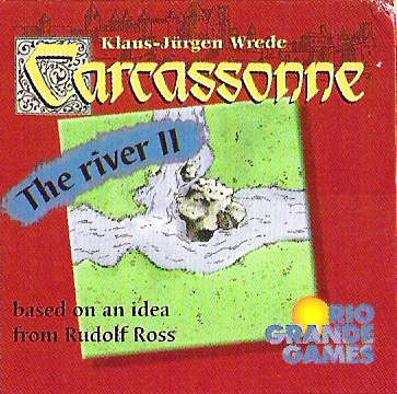 Carcassonne Expansion -The River II image