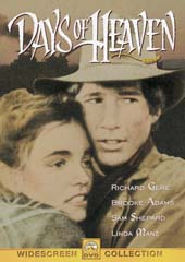 Days Of Heaven on DVD