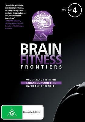 Brain Fitness - Frontiers - Vol 4 on DVD