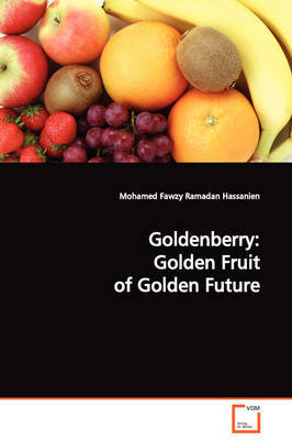 Goldenberry by Mohamed Fawzy Ramadan Hassanien