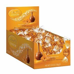 Lindt - Lindor Truffles Caramel (60 Pieces)