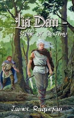 Lia Dl=ssn - Stone of Destiny by James Raquepau