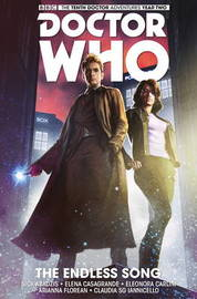 Doctor Who the Tenth Doctor: Volume 4 by Nick Abadzis