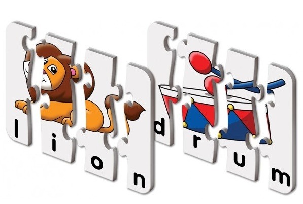 Match It - 4 Letter Words