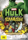 Hulk And The Agents Of SMASH: Into the Negative Zone on DVD