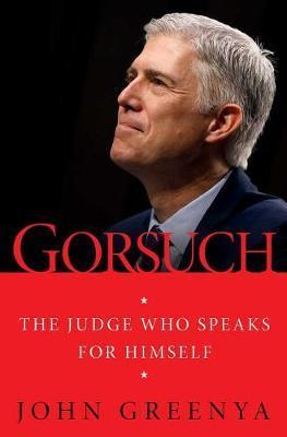 Gorsuch by John Greenya image